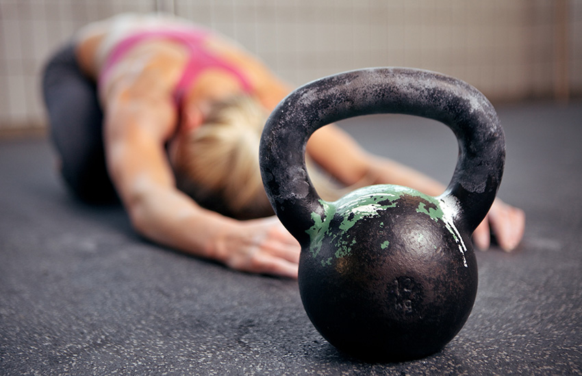 Kettle bell training classes in Bristol