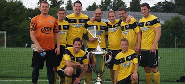 Football league winners