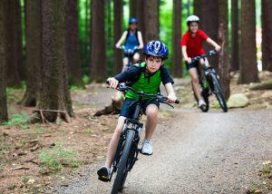 Mountain Biking activities available