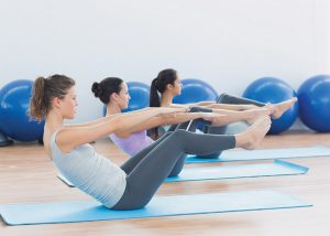 Fitness pilates classes in Bristol