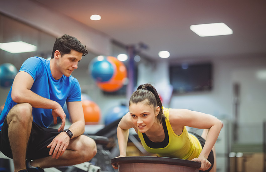 Personal training in bristol