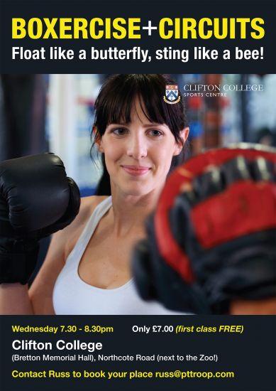 Clifton kickboxing classes