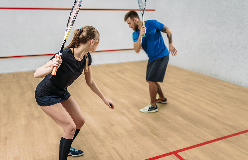 Squash at Clifton College