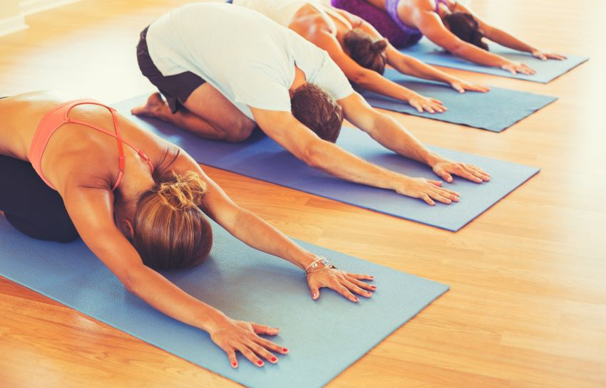 Vinyasa Flow Yoga in Bristol