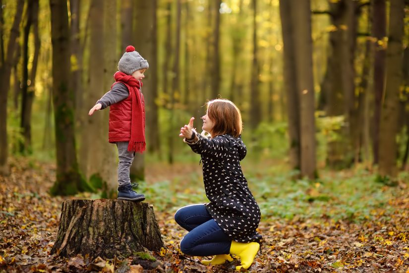 Family Forest Fun at Clifton College activity centre